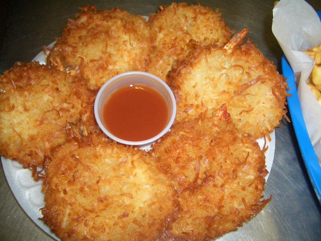 Coconut Shrimp 1